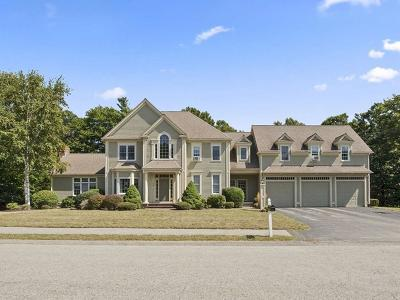 Hingham, Hull, Scituate, Norwell, Hanover, Marshfield, Pembroke, Duxbury, Kingston, Plympton Single Family Home For Sale: 36 Arrowwood Drive