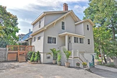 Beverly Multi Family Home For Sale: 1 Winchester Terrace