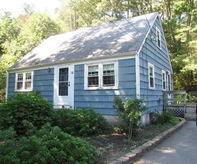 Pembroke Single Family Home For Sale: 86 Gorham Ave