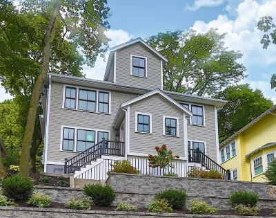Brookline MA Condo/Townhouse New: $1,749,900