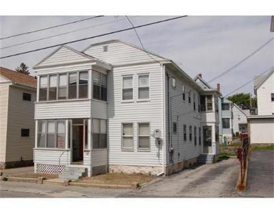 Lowell Rental For Rent: 93 Avon Street #2