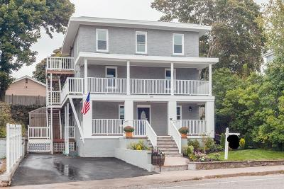 Hingham, Hull, Scituate, Norwell, Hanover, Marshfield, Pembroke, Duxbury, Kingston, Plympton Single Family Home For Sale: 100 Nantasket Ave