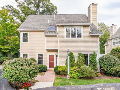 Woburn Condo/Townhouse For Sale: 201 Bedford Road #Unit 88