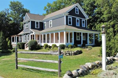 Norwell MA Single Family Home New: $650,000