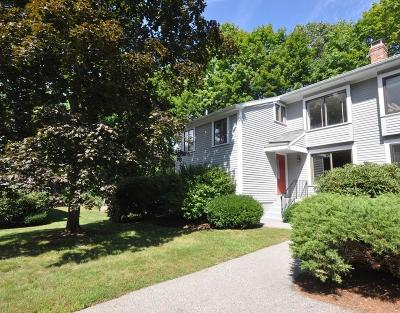 Concord Condo/Townhouse Under Agreement: 43 Staffordshire Ln #43
