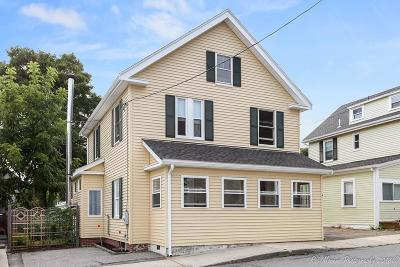 Ipswich Single Family Home For Sale: 4 Brownville Avenue
