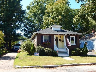 Brockton Single Family Home For Sale: 19 Tripp Ave