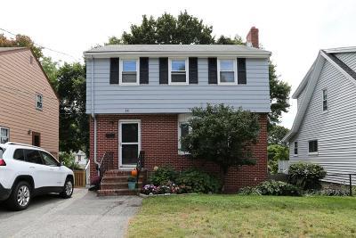Single Family Home Under Agreement: 14 Baker Street