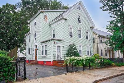 Somerville Condo/Townhouse Under Agreement: 4 Webster St #2