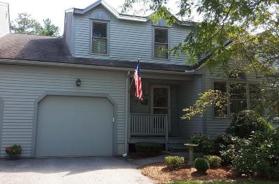 Franklin Condo/Townhouse Contingent: 63 Bayberry Common #63