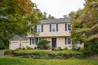 Millis Single Family Home Under Agreement: 9 J William Heights