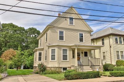 MA-Suffolk County Single Family Home For Sale: 51 Selwyn St