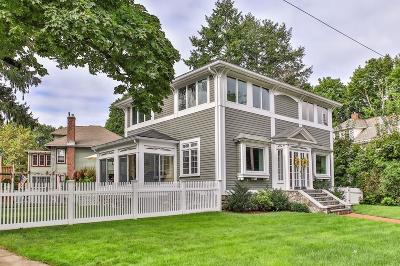 Milton Single Family Home Contingent: 325 Reedsdale Road