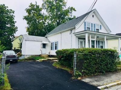 Lowell MA Multi Family Home New: $379,000