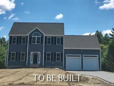 Middleboro Single Family Home New: L-5 Gateway Lane