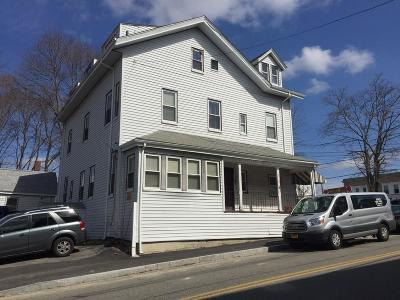Rockland Multi Family Home For Sale: 3 Taunton Avenue