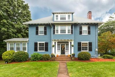 Reading MA Single Family Home New: $1,200,000