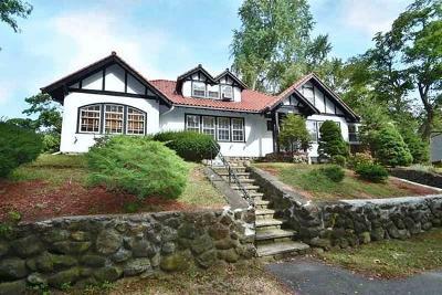 Medford Single Family Home Under Agreement: 133 Sagamore Ave