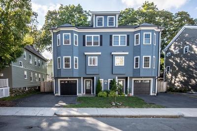 Waltham Condo/Townhouse New: 20 Rich Street #1