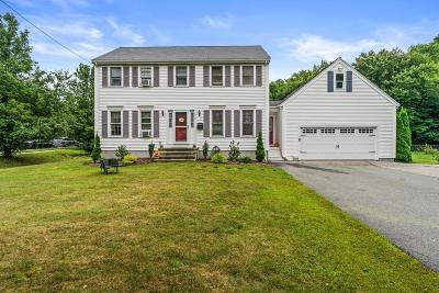 Abington Single Family Home For Sale: 610 Plymouth St