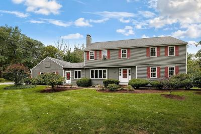 Andover Single Family Home New: 75 Argilla Rd