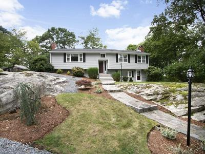 Cohasset MA Single Family Home For Sale: $699,000