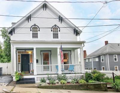 Boston Single Family Home New: 5 Jennett Ave