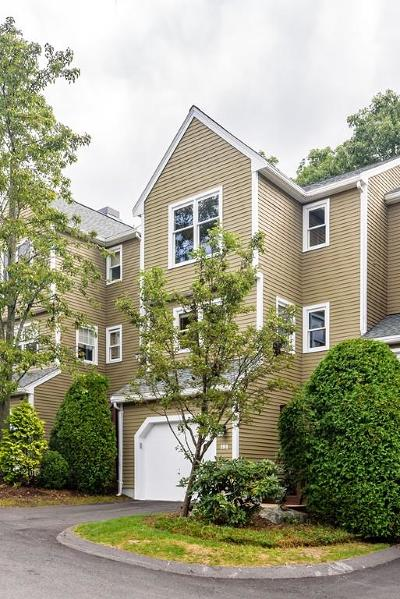Waltham Condo/Townhouse New: 191 Bishops Forest Dr #191