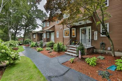 Saugus MA Condo/Townhouse For Sale: $449,500