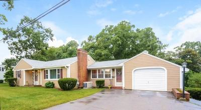 Plymouth Single Family Home Contingent: 196 Westerly Rd