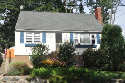 Malden Single Family Home Under Agreement: 30 Baker Street
