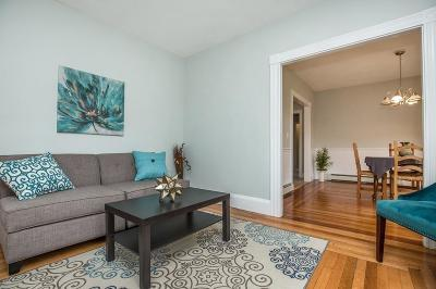 Malden Single Family Home For Sale: 57 Olive Ave