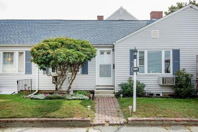 Malden Single Family Home For Sale: 543a Highland Ave.