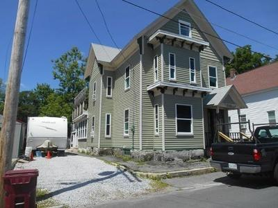 Lowell MA Single Family Home New: $314,900