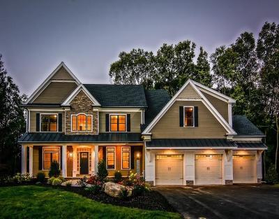 Southborough Single Family Home New: 52 Oak Hill Road
