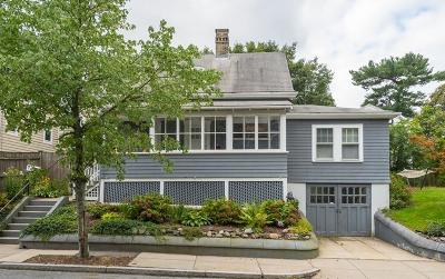 Boston Single Family Home New: 50 Stimson Street