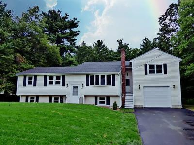 East Bridgewater Single Family Home For Sale: 43 Walnut St