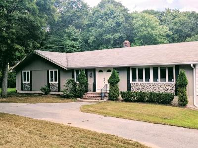 East Bridgewater Single Family Home For Sale: 68 Winter St