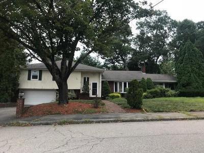Brockton Single Family Home New: 80 Chatham Rd
