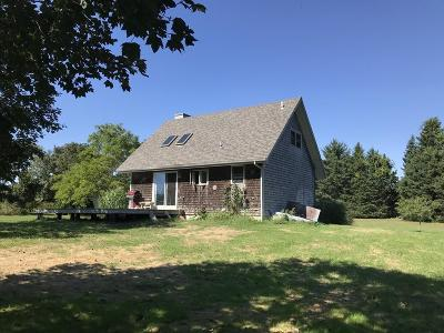 RI-Newport County Single Family Home For Sale: 22-R Brownell Road