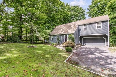 Framingham Single Family Home Contingent: 181 Salem End Road
