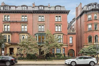 Condo/Townhouse For Sale: 34 Commonwealth #2
