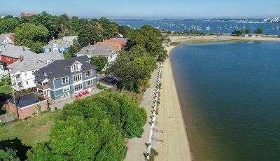 MA-Suffolk County Condo/Townhouse Under Agreement: 9 Southview St #1