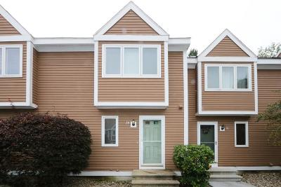 Methuen, Lowell, Haverhill Condo/Townhouse New: 79 Steeplechase Ct #79