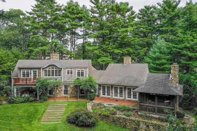 Needham Single Family Home For Sale: 61 Forest St