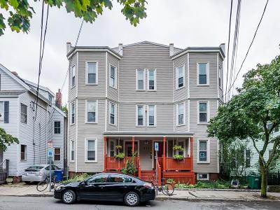 Cambridge Condo/Townhouse New: 120 Pleasant St #6