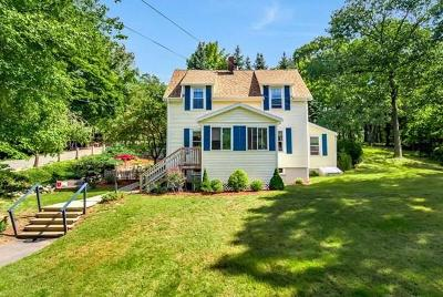 Woburn Single Family Home For Sale: 42 Wood Street