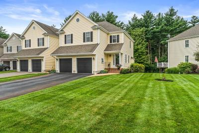 East Bridgewater Condo/Townhouse For Sale: 1 Stagecoach Ln #1