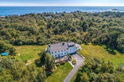 Gloucester MA Single Family Home New: $1,350,000