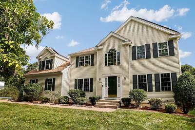 Marlborough Single Family Home Under Agreement: 763 Concord Rd